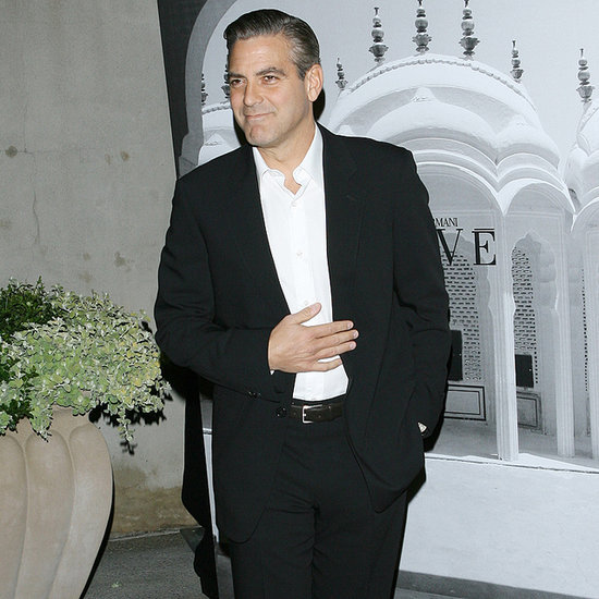 Confirmed: George Clooney Will Wed in Giorgio Armani