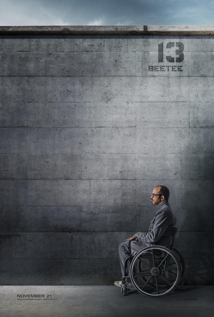Jeffrey Wright as Beetee Latier