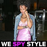 We Spy Style Rihanna Wears Bad Slip Dress | Video
