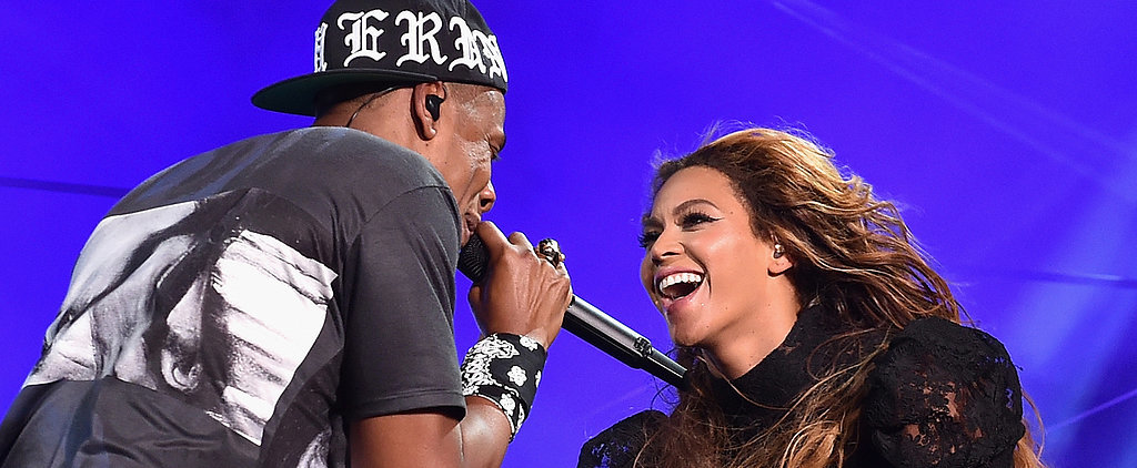 Beyoncé Reacts to Those Split Rumors in a Telling Way