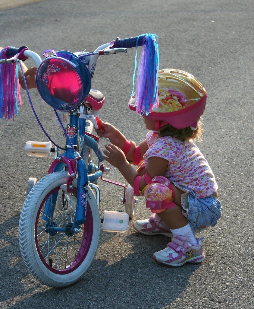 Two-Wheel Training