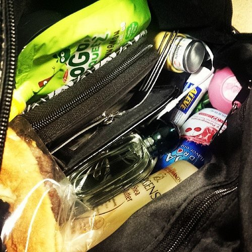 You Carry All the Essentials in Your Purse