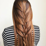 How To Veil Braid
