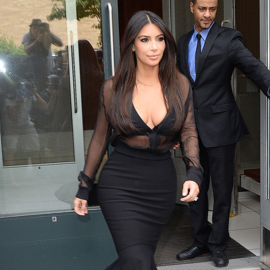 Celebrity Fashion Poll: Kim Kardashian's Sexy Style