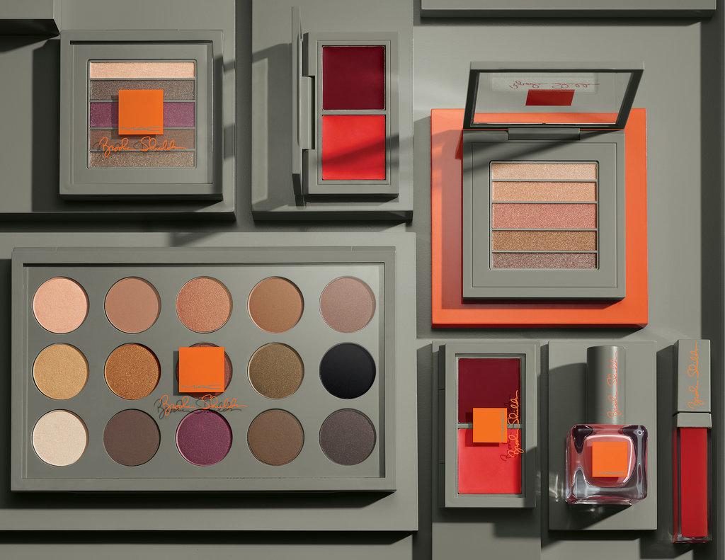 Brooke Shields For MAC Cosmetics