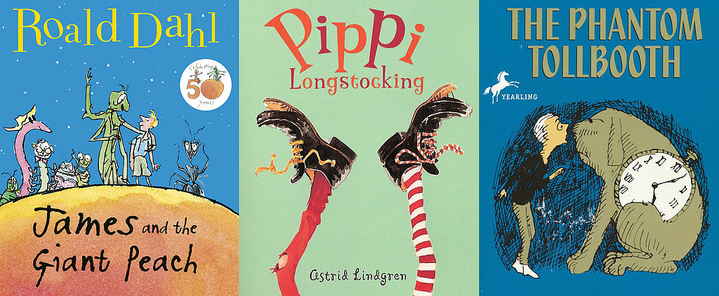 20 Read-Aloud Chapter Books That You'll Love as Much as Your Kids