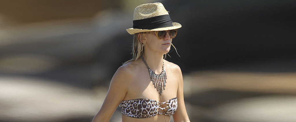 Take a Virtual Vacation With the Most Stylish Beach-Bound Celebs