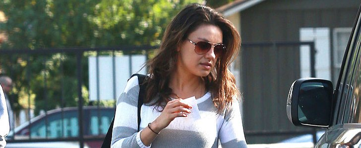Why Mila Kunis Would Make a Great Workout Buddy