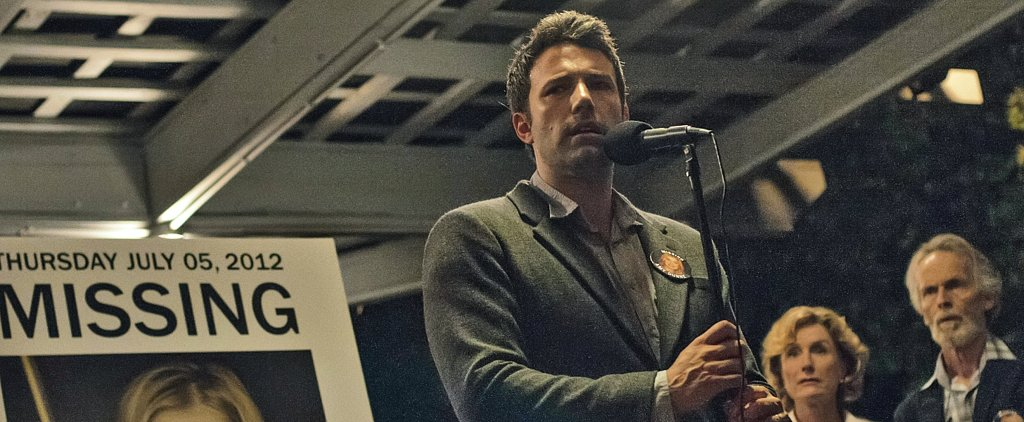 Gone Girl: Ben Affleck Poses For a Sinister Wedding Picture
