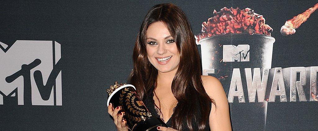 We're So Obsessed With Mila Kunis's Glowing Style