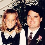 Lauren Conrad wished her dad a happy Father's Day with their cute throwback picture. Source: Instagram user laurenconrad