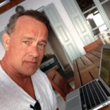 Tom Hanks Typewriter App