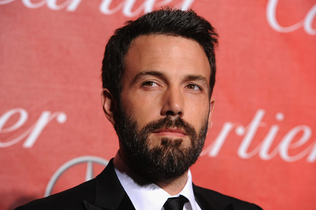 And When He Grew a Full Beard