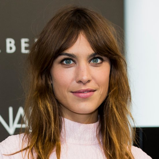 Alexa Chung Finds Her Way Back to the Fringe