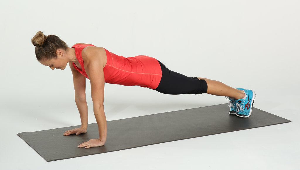 Straight-Arm Plank