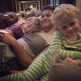 Neil Patrick Harris Addresses Split Speculation With the Cutest Family Snap