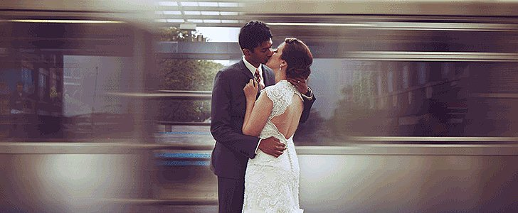 Magical Wedding GIFs That Truly Capture the Moment