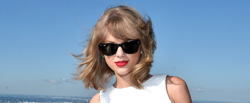 Taylor Swift's Matte Red Lip May Be More Flawless Than Her New Single