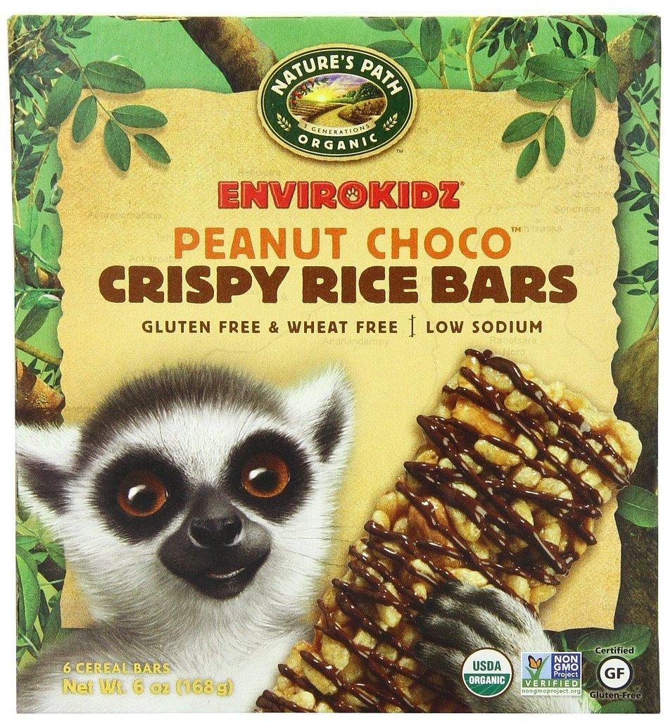 EnviroKidz Crispy Rice Bars