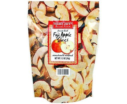 Freeze-Dried Fuji Apples