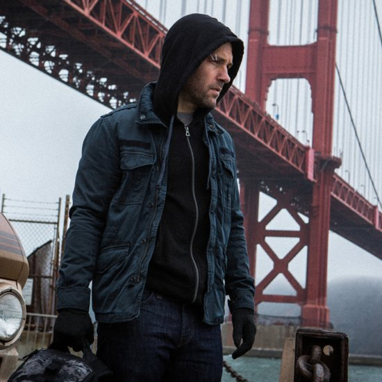 The First Look at Paul Rudd in Ant-Man Is Here!