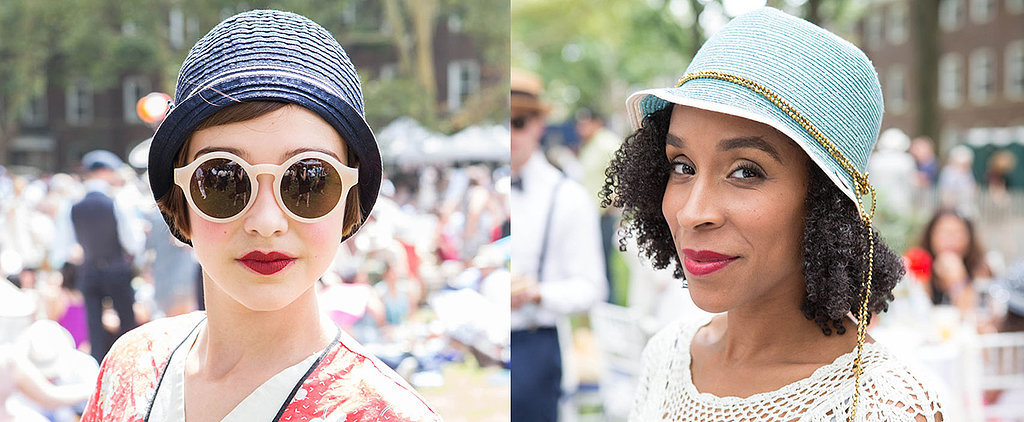 Even Daisy Buchanan Would Crush on These 1920s-Style Street Style Stars