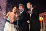 She Sang With Prince William and Jon Bon Jovi . . .