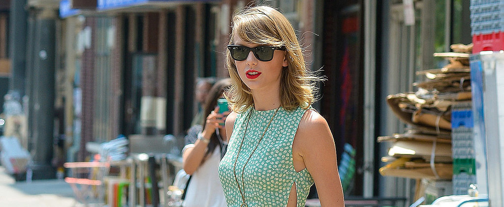 New Movie, New Single: How Taylor Swift Keeps It All in Check (and Always Leaves the Gym Looking So Flawless)