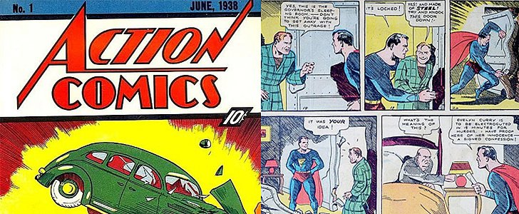 This Superman Comic Sold For an Astronomical Sum