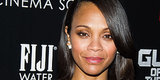 Zoe Saldana Officially Confirms Her Pregnancy In Ice Bucket Challenge Video
