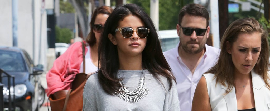 This Is Chapter 2 of Selena's Denim Cutoff Love Affair