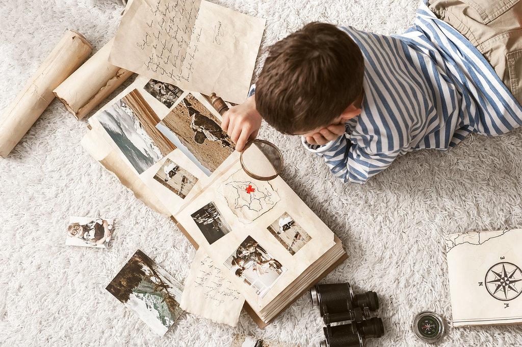 Keep a Summer Journal or Blog