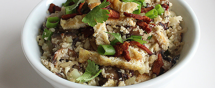 """Curb Chinese Take-Away Cravings With Paleo Fried """"Rice"""""""