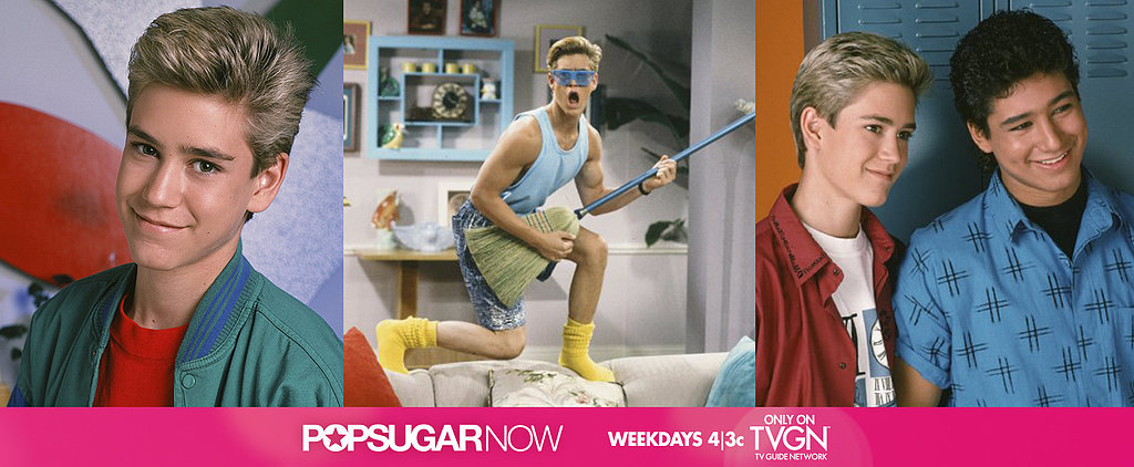 Today on POPSUGAR Now: Why We Still Love Zack Morris