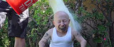You Have to Love Verne Troyer's Water-Conscious Ice Bucket Challenge