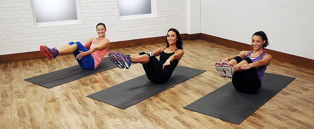 Get a Full-Body Blast With Barry's Bootcamp Workout