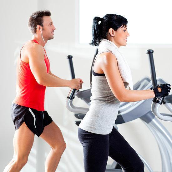 20-Minute Full-Body Fat-Burning Elliptical Workout
