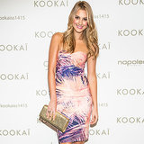 Celebrities at the Kookai 2014 Spring Summer Fashion Launch