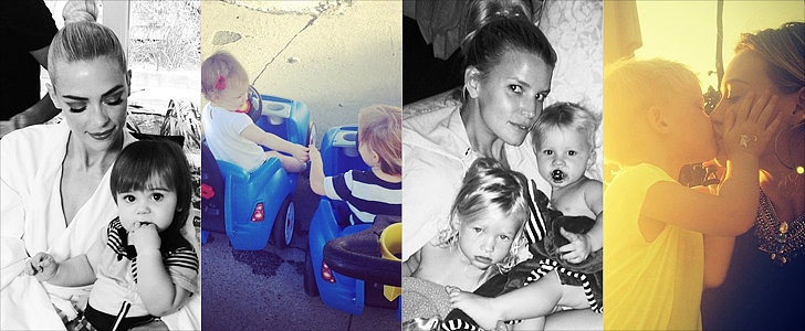 Jessica, Busy, Tori, and More Shared the Sweetest Snaps of Their Tots This Week!