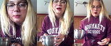 This Teen Girl's Ice Bucket Challenge Might Be the Funniest One Yet