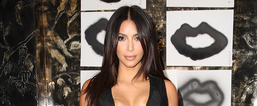 Kim Kardashian's Jumpsuit Is the Complete Opposite of Man Repelling