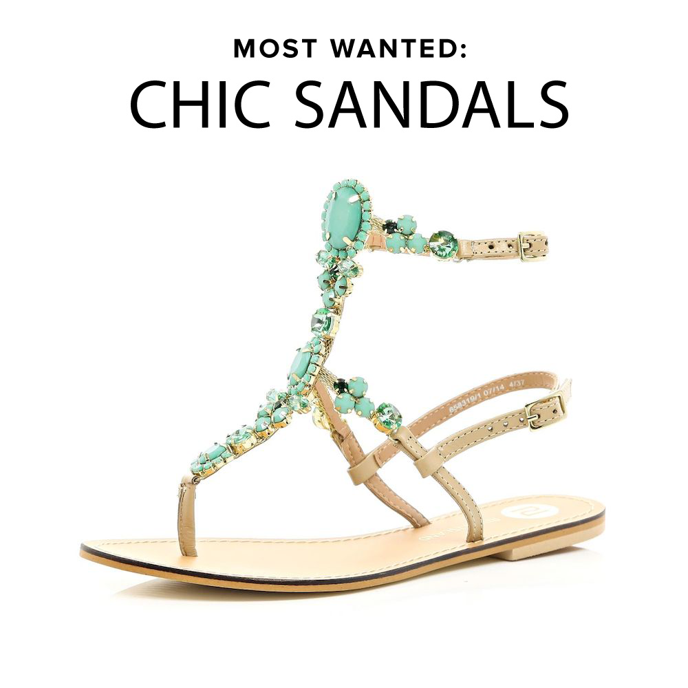 See Our Chic Selection The Perfect Summer Shoes