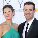 "Carson Daly's ""warrior"" wife gives birth to baby three"