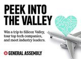 Win A Trip to Silicon Valley to Meet Top Tech Execs