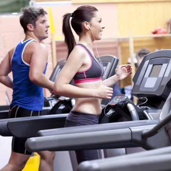45-Minute Treadmill Workout