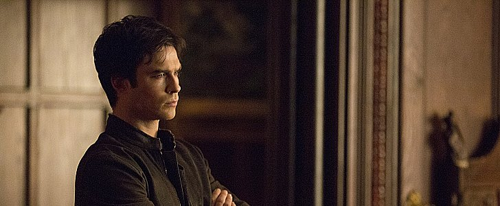 Damon's Back in the First Trailer For The Vampire Diaries Season 6!