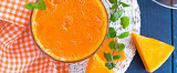 Blend Up a Protein-Packed Pumpkin Breakfast Smoothie