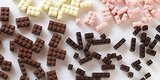 Edible Chocolate LEGOs Exist, Childhood Dreams Can Now Be Stacked And Eaten