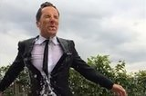 Brace Yourselves Because Benedict Cumberbatch Has Done The Best Ice Bucket Challenge Of All