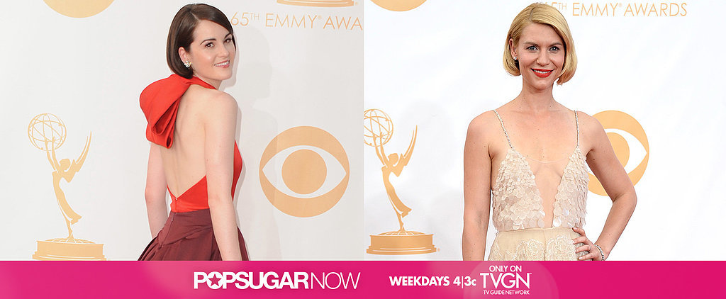 Today on POPSUGAR Now: We're Making Our Emmy Predictions!